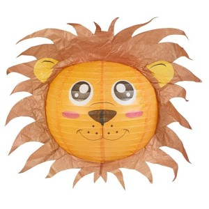 Lion Lampshade compressed